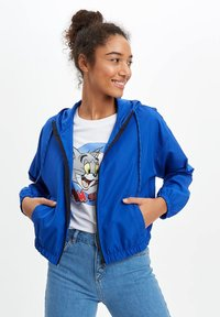 DeFacto - Light jacket - turquoise - 3