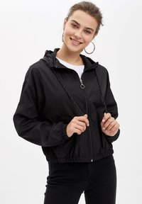 DeFacto - Summer jacket - black - 0