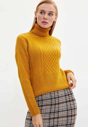FISHERMAN  - Pullover - yellow