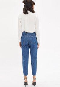 DeFacto - Straight leg jeans - blue - 2