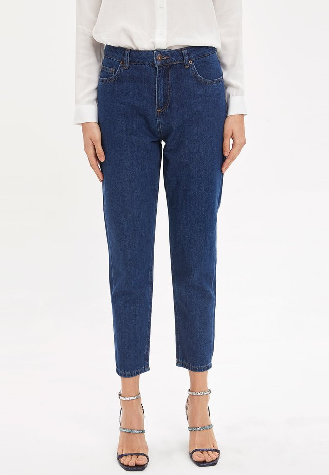 MOM  - Jeans fuselé - blue