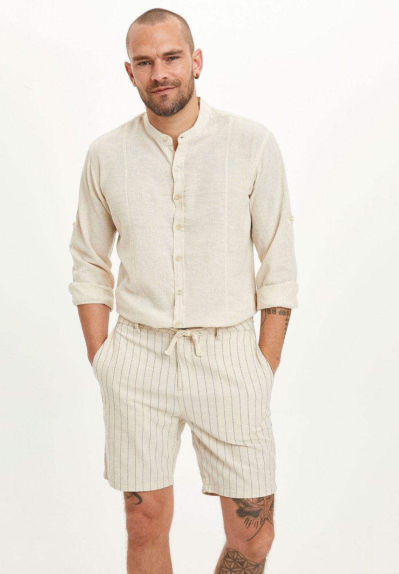 DeFacto - Shirt - beige