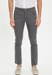 DeFacto - Pantaloni - grey - 0