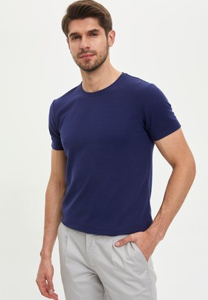 T-shirt basic - indigo