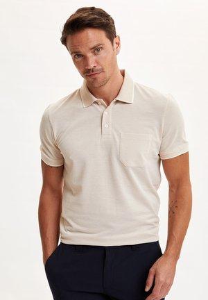 Poloshirt - beige
