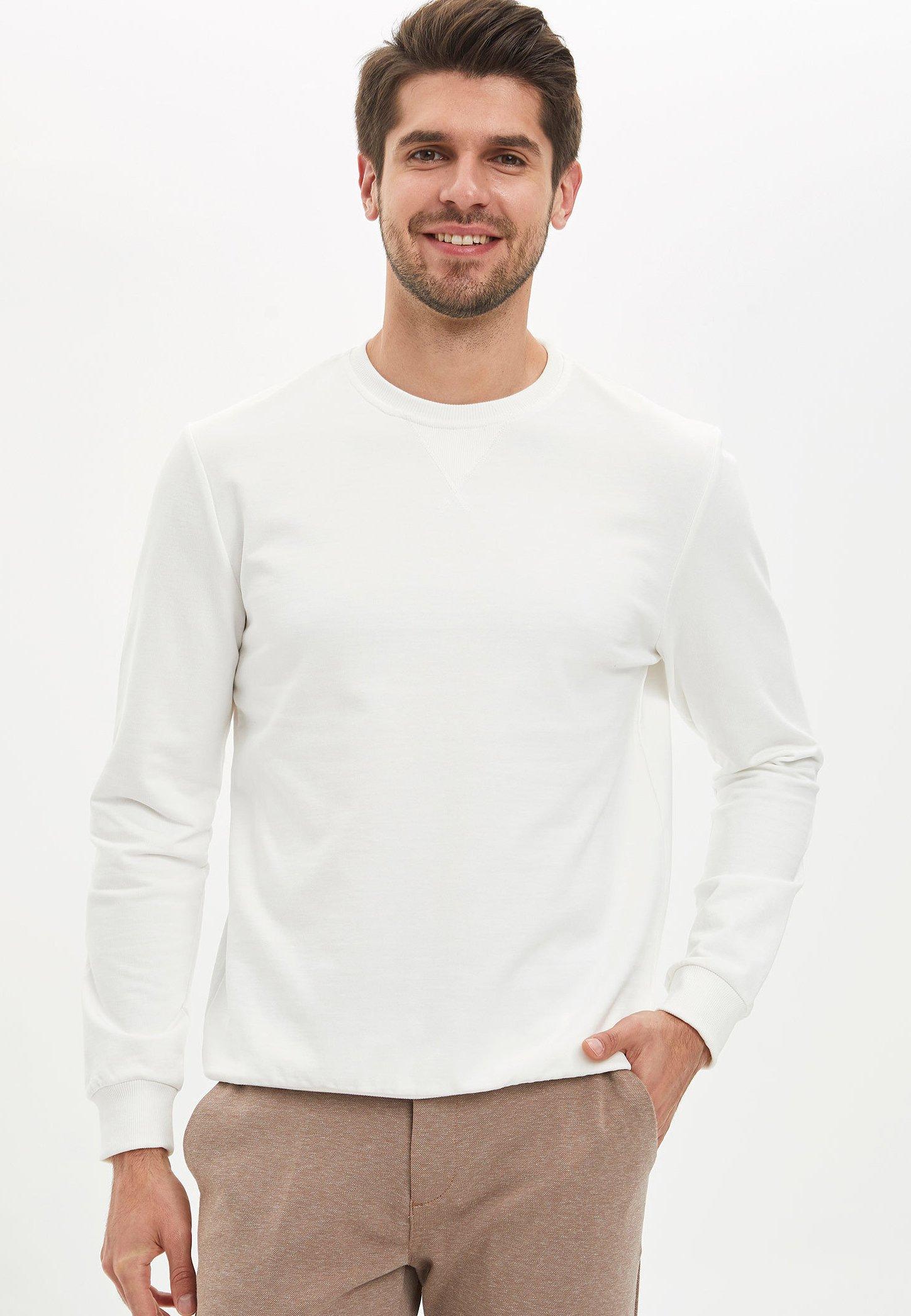 DeFacto BASIC  - Bluza - white