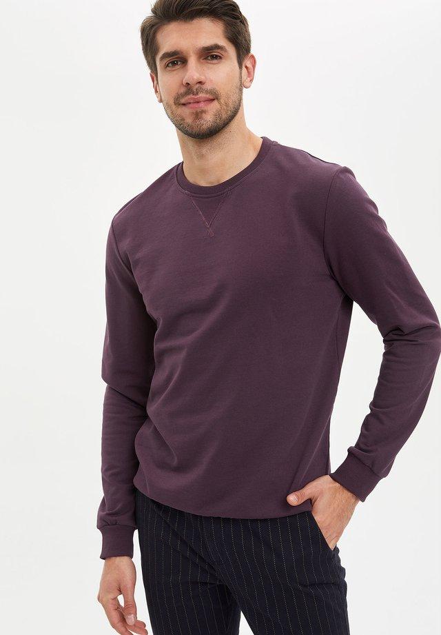 BASIC  - Sudadera - purple