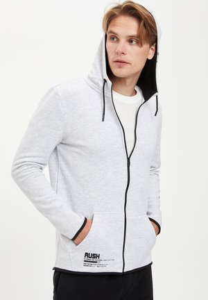Bluza rozpinana - grey