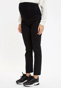 DeFacto - Pantalones - black - 0