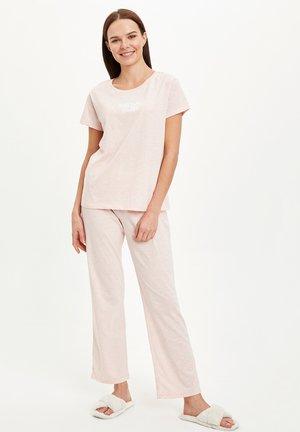 DEFACTO WOMAN PINK - Pyjama set - pink