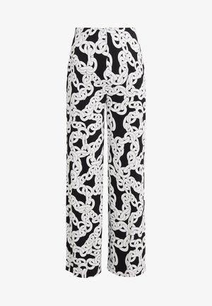 ERICA STRETCH - Trousers - black