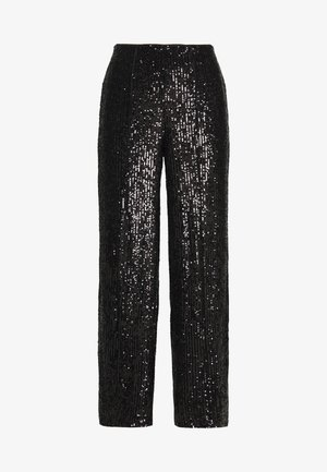 RHIANNON - Trousers - black