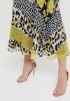 Diane von Furstenberg - DARCIE - A-line skirt - ivory/multi