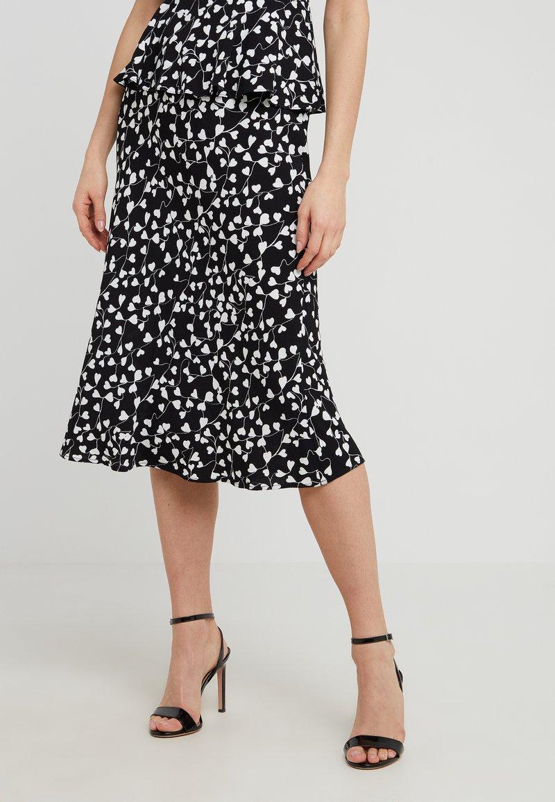 Diane von Furstenberg - MAE - A-line skirt - black