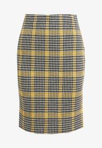 Diane von Furstenberg - LENNA - Pouzdrová sukně - black/ivory/couch - 3