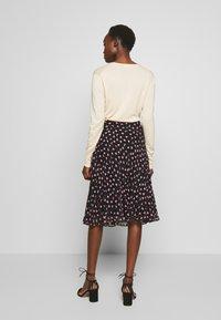 Diane von Furstenberg - MOLLY - A-line skirt - black - 2