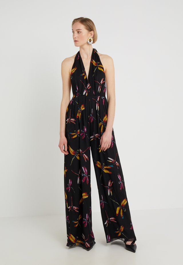 JUSTINE - Overall / Jumpsuit - dragonfly black