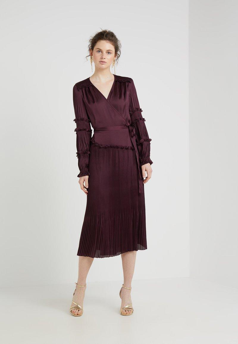 Diane von Furstenberg - KEIRA - Cocktail dress / Party dress - winetasting