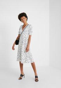 Diane von Furstenberg - JEMMA - Korte jurk - white - 1