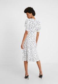 Diane von Furstenberg - JEMMA - Korte jurk - white - 2