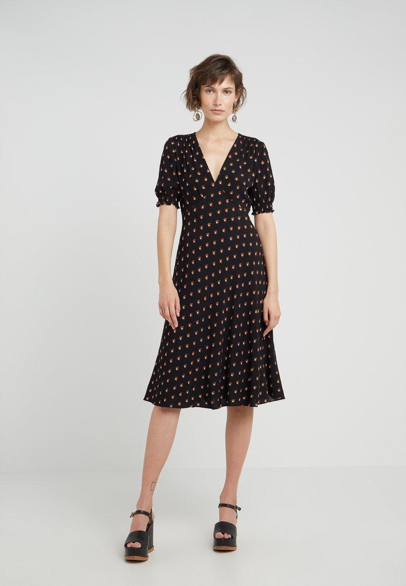 Diane von Furstenberg - JEMMA - Day dress - black