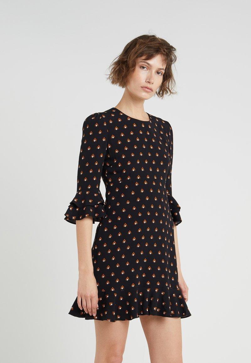 Diane von Furstenberg - ELLY TWO - Day dress - black