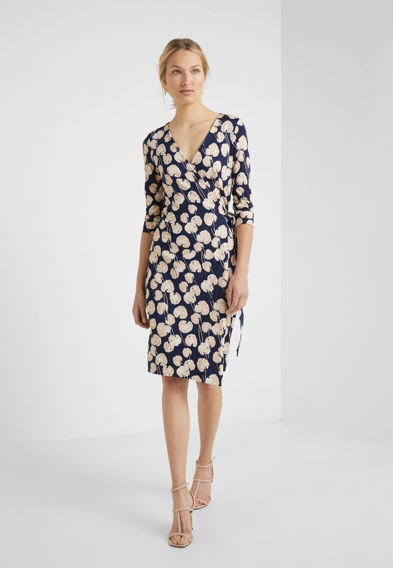 Diane von Furstenberg - NEW JULIAN TWO - Kotelomekko - new navy