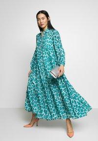 Diane von Furstenberg - KIARA - Maxi-jurk - natural leopard - 1