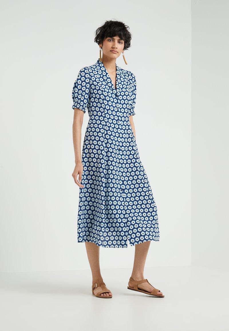 Diane von Furstenberg - DRESS - Shirt dress -  new navy