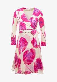 Diane von Furstenberg - IRINA DRESS - Korte jurk - almond - 4