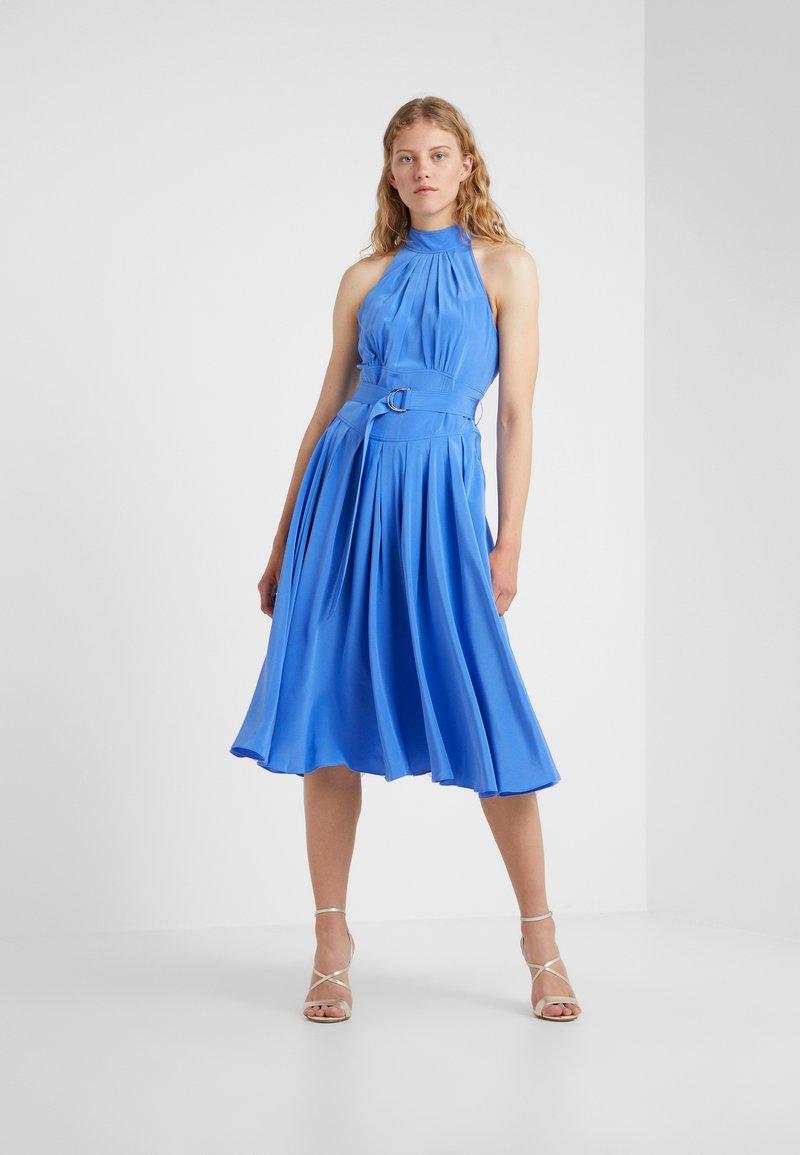Diane von Furstenberg - NICOLA - Cocktail dress / Party dress - baja blue