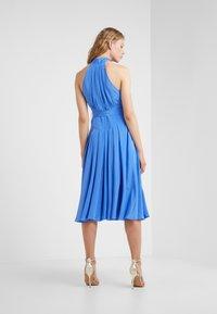 Diane von Furstenberg - NICOLA - Cocktailjurk - baja blue - 2