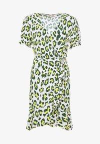 Diane von Furstenberg - EMILIA - Korte jurk - summer sulfur - 4