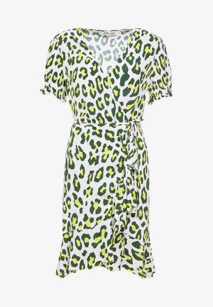 EMILIA - Denní šaty - summer sulfur