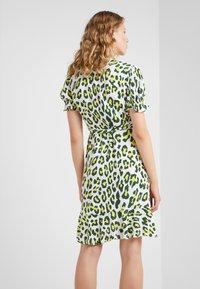 Diane von Furstenberg - EMILIA - Korte jurk - summer sulfur - 2