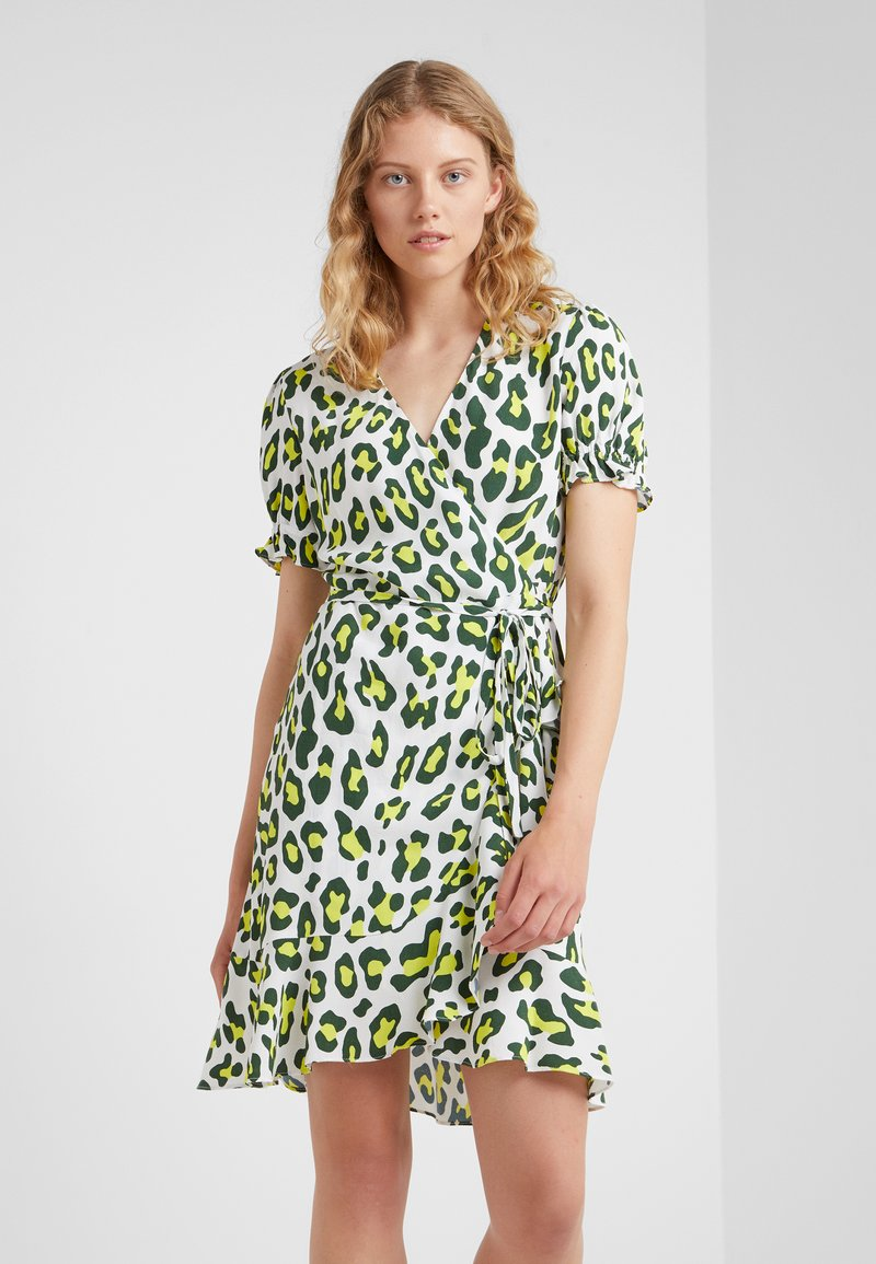 Diane von Furstenberg - EMILIA - Day dress - summer sulfur