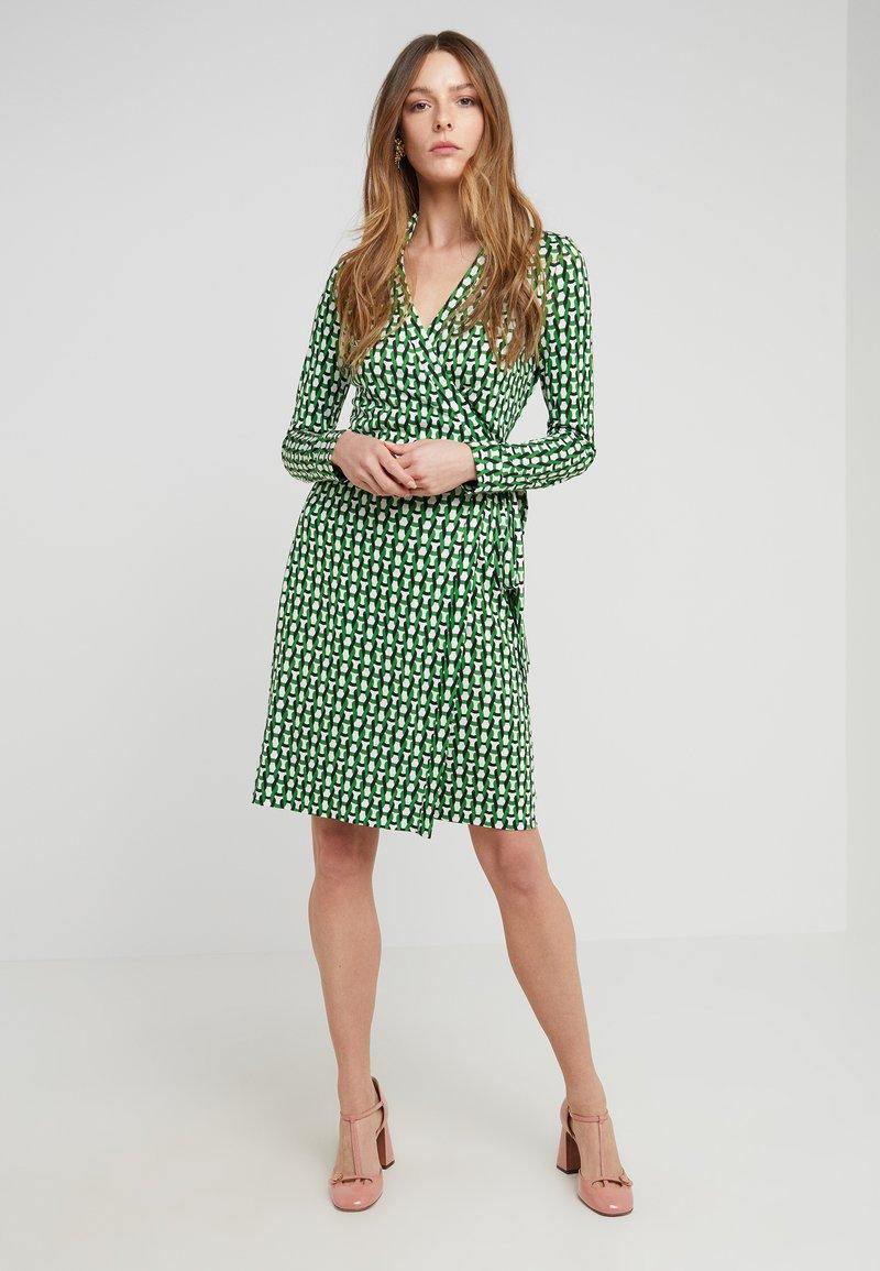 Diane von Furstenberg - NEW JEANNE TWO - Day dress - green