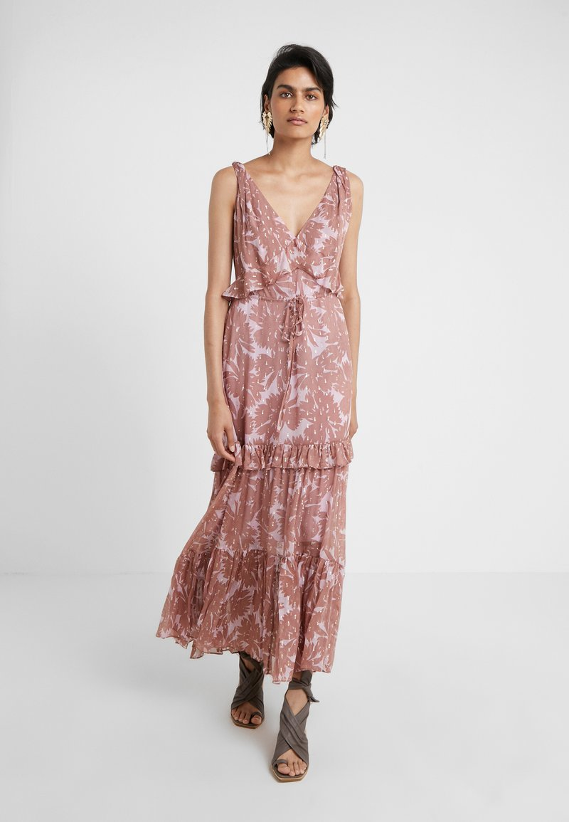 Diane von Furstenberg - MISHA - Maxi dress - pale mauve