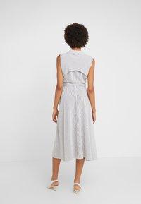 Diane von Furstenberg - CHARLEIGH - Korte jurk - white/black - 2