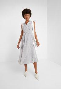 Diane von Furstenberg - CHARLEIGH - Korte jurk - white/black - 1
