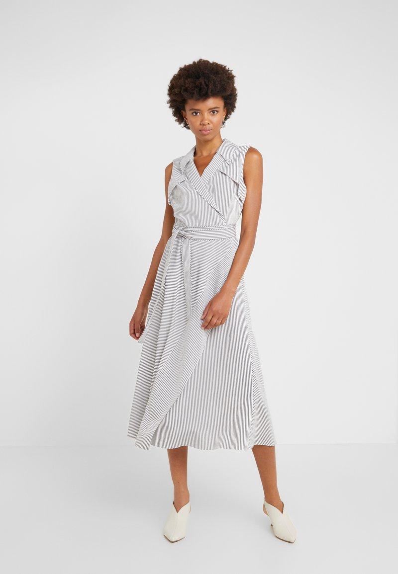 Diane von Furstenberg - CHARLEIGH - Korte jurk - white/black