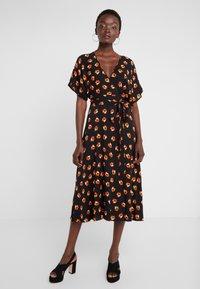 Diane von Furstenberg - KELSEY - Korte jurk - black - 0