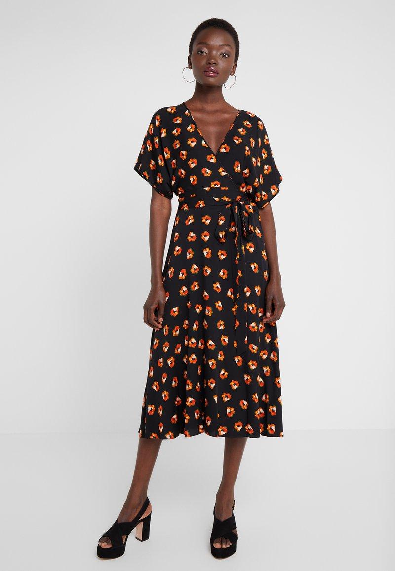 Diane von Furstenberg - KELSEY - Korte jurk - black