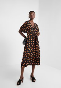 Diane von Furstenberg - KELSEY - Korte jurk - black - 1