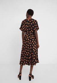Diane von Furstenberg - KELSEY - Korte jurk - black - 2