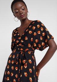 Diane von Furstenberg - KELSEY - Korte jurk - black - 3