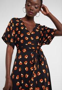 Diane von Furstenberg - KELSEY - Korte jurk - black - 5
