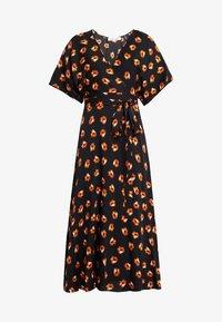 Diane von Furstenberg - KELSEY - Korte jurk - black - 4