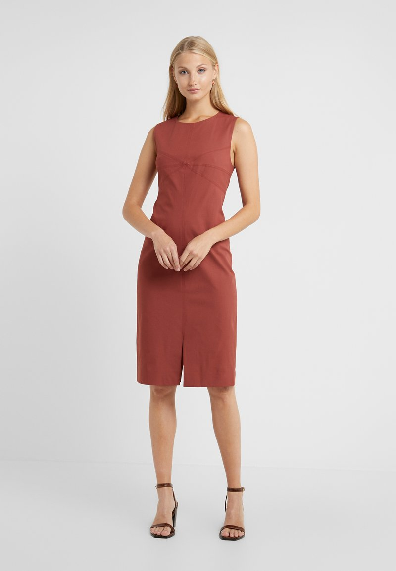 Diane von Furstenberg - ELIO - Shift dress - jam