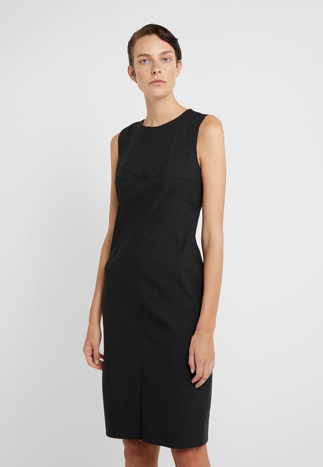 ELIO - Shift dress - black